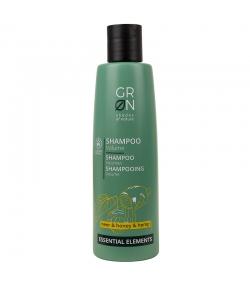 BIO-Volumen-Shampoo Bier & Honig & Hanf - 250ml - GRN Essential Elements