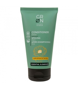 Après-shampooing brillance BIO calendula & chanvre - 150ml - GRN Essential Elements