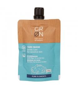 Sanfte BIO-Pflegemaske Tonerde - 40ml - GRN Pure Elements