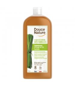 BIO-Dusch-Shampoo für die Familie Zitronengrass - 1l - Douce Nature