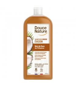 BIO-Dusch-Shampoo Auszeit Kokosnuss - 1l - Douce Nature