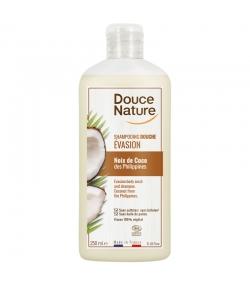 BIO-Dusch-Shampoo Auszeit Kokosnuss - 250ml - Douce Nature