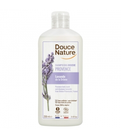 BIO-Dusch-Shampoo Provence Lavendel - 250ml - Douce Nature