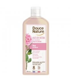 Gel douceur toilette intime BIO rose - 500ml - Douce Nature