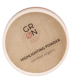 Poudre illuminatrice Highlighter BIO Golden Amber - 9g - GRN