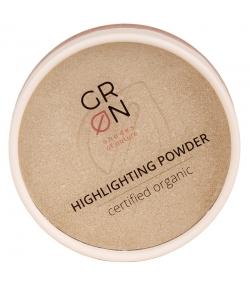 Poudre illuminatrice Highlighter BIO Golden Amber - 9g - GRN