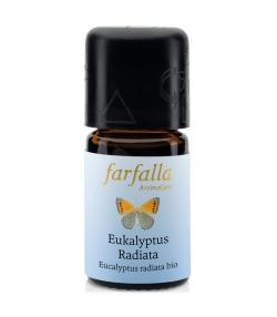 Ätherisches BIO-Öl Eucalyptus radiata – 5ml – Farfalla