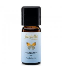 Ätherisches BIO-Öl Mandarine rot – 10ml – Farfalla