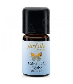 Ätherisches BIO-Öl Melisse – 5ml – Farfalla
