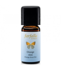 Ätherisches BIO-Öl Orange süss – 10ml – Farfalla