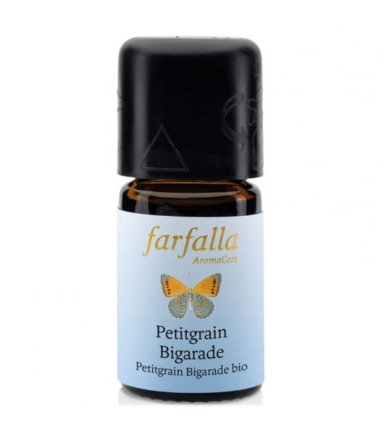 Huile essentielle BIO Petitgrain Bigarade - 5ml - Farfalla