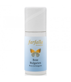 Huile essentielle BIO Rose de Bulgarie - 1ml - Farfalla