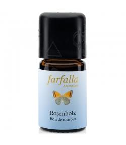 Ätherisches BIO-Öl Rosenholz - 5ml - Farfalla