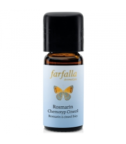Huile essentielle BIO Romarin à cinéol – 10ml – Farfalla