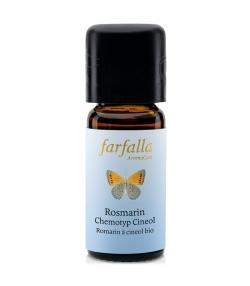 Ätherisches BIO-Öl Rosmarin Chemotyp Cineol – 10ml – Farfalla