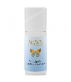 Huile essentielle BIO Achillée millefeuille - 1ml - Farfalla