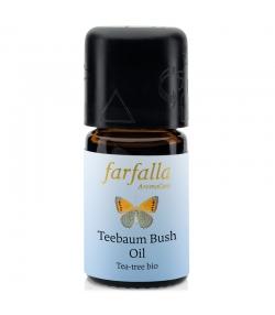 Huile essentielle BIO Tea-tree – 5ml – Farfalla
