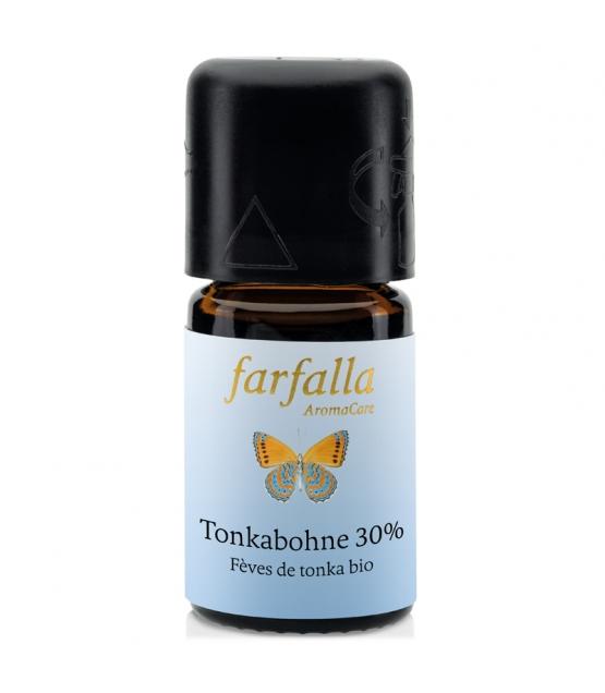 Huile essentielle BIO Fèves de tonka - 5ml - Farfalla