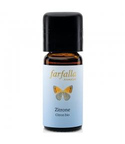 Ätherisches BIO-Öl Zitrone – 10ml – Farfalla