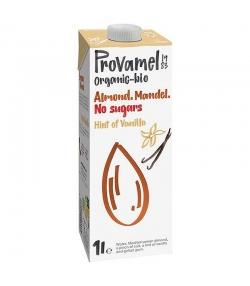 Boisson aux amandes vanille sans sucre BIO - 1l - Provamel