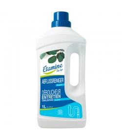 Ökologischer Ablussreiniger-Wartung Eukalyptus - 1l - Etamine du Lys