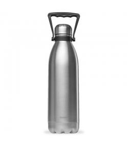 Thermosflasche aus gebürstetem Edelstahl - 1,5l - 1 Stück - Qwetch Originals Mat