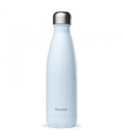 Bouteille isotherme en inox pastel bleu - 500ml - 1 pièce - Qwetch Pastel