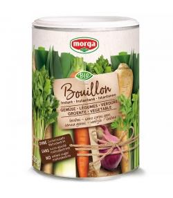 Bouillon de légumes sans corps gras BIO - 250g - Morga