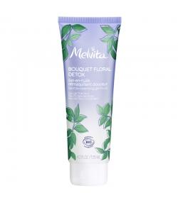 Sanfter BIO-Gel-in-Öl Make-up Entferner grüner Tee, Rose & Orangenblüten - 125ml - Melvita Bouquet Floral