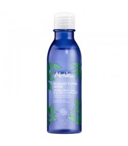 BIO-Augen Make-Up Entferner Waterproof grüner Tee & Kornblume - 100ml - Melvita Bouquet Floral