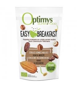 BIO-Easy Breakfast gemahlene Cerealienkeimlinge Kakao & Haselnuss - 350g - Optimys
