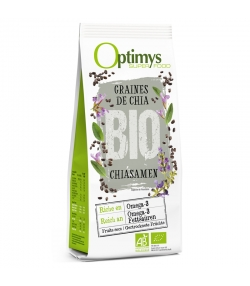 Graines de chia BIO - 300g - Optimys