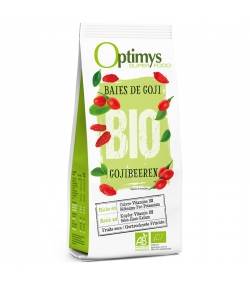 Baies de goji BIO - 200g - Optimys