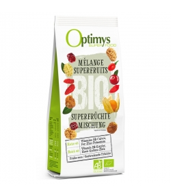 Mélange superfruits BIO - 200g - Optimys
