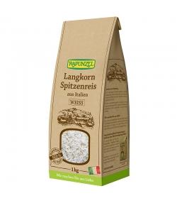 Riz long grain blanc BIO - 1kg - Rapunzel