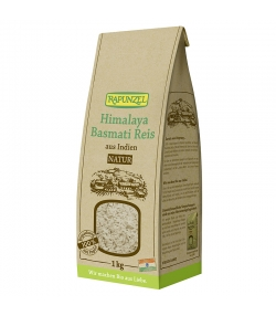 Riz basmati Himalaya BIO - 1kg - Rapunzel