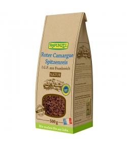 Riz rouge de Camargue IGP long grain BIO - 500g - Rapunzel