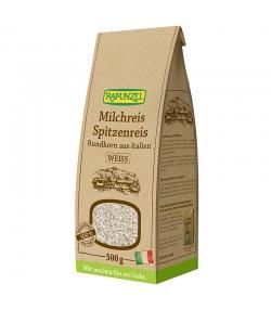 Riz au lait blanc grain rond BIO - 500g - Rapunzel