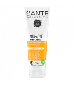 Anti Aging BIO-Handcreme Gänseblümche & Q10 - 75ml - Sante