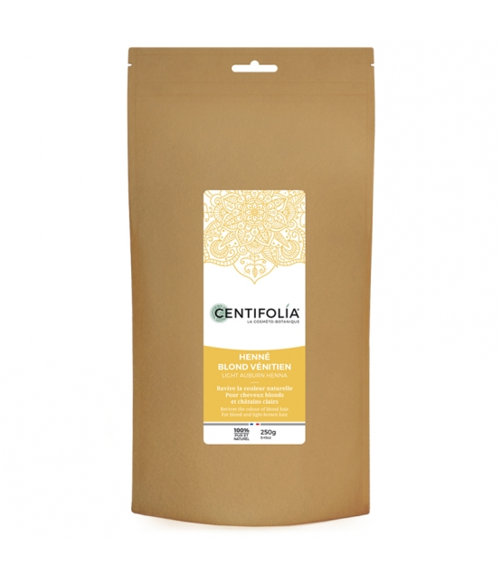 Henna Rotgold - 250g - Centifolia