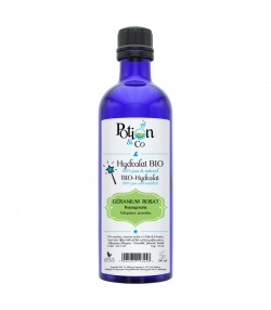 BIO-Rosengeranie-Hydrolat - 200ml - Potion & Co