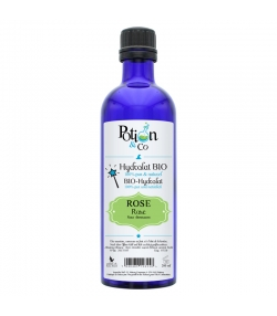Hydrolat de rose BIO - 200ml - Potion & Co