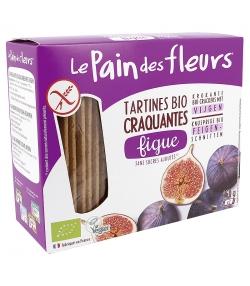 Tartines craquantes à la figue BIO - 150g - Le pain des fleurs