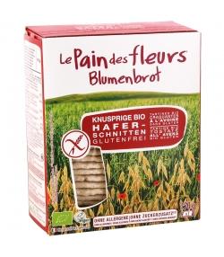 Tartines craquantes à l'avoine BIO - 150g - Le pain des fleurs