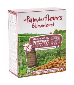 Tartines craquantes aux pois chiches BIO - 150g - Le pain des fleurs