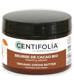 Beurre de cacao BIO - 125ml - Centifolia