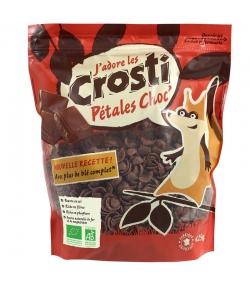 Knusprige BIO-Vollkorn Cerealien Schokoladengeschmack - 425g - Favrichon Crosti