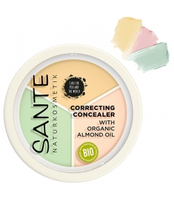 3in1 BIO-Correcting Concealer - 3x2g - Sante