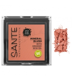 BIO-Rouge N°02 Coral Bronze - 5g - Sante