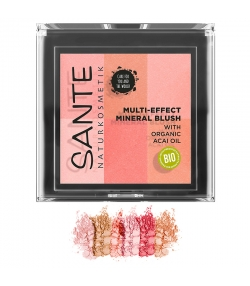 BIO-Rouge Multieffekt N°01 Coral - 8g - Sante